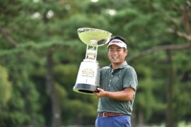 Yuta Ikeda - Diamond Cup - Asian Tour Image
