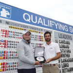 Alejandro Canizares and Zander Lombard won the final stage of the qualifying event