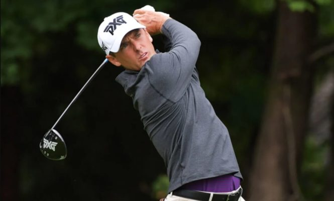 Howell-III-leads the round one of The RSM Classic by two shots