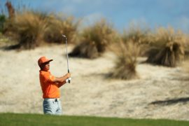 Rickie Fowler defends the Hero World Challenge